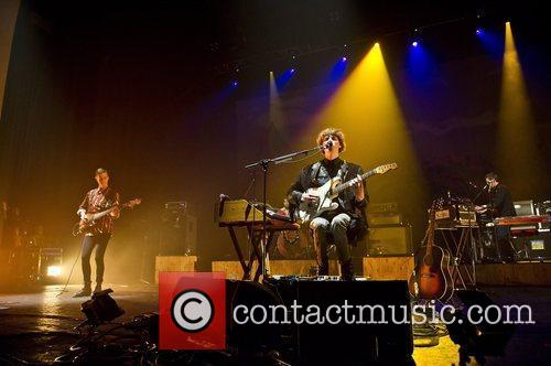 Mystery Jets and Brixton Academy 9