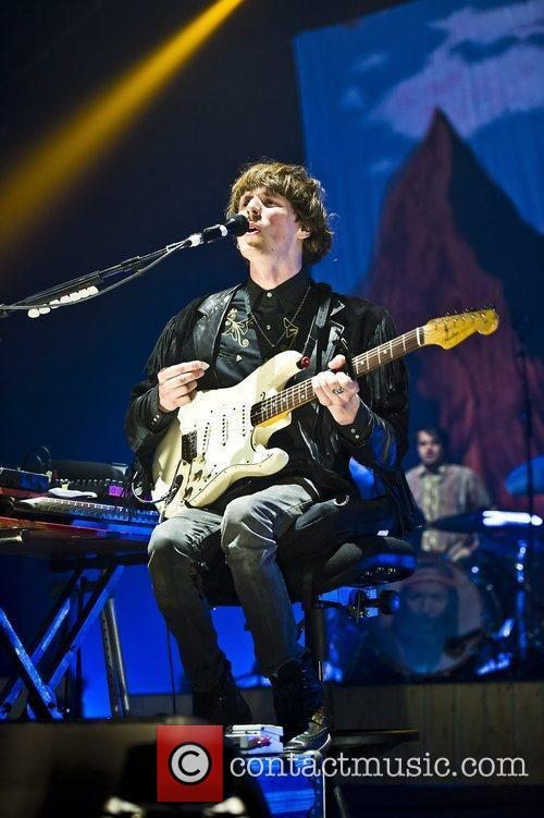 Mystery Jets and Brixton Academy 11