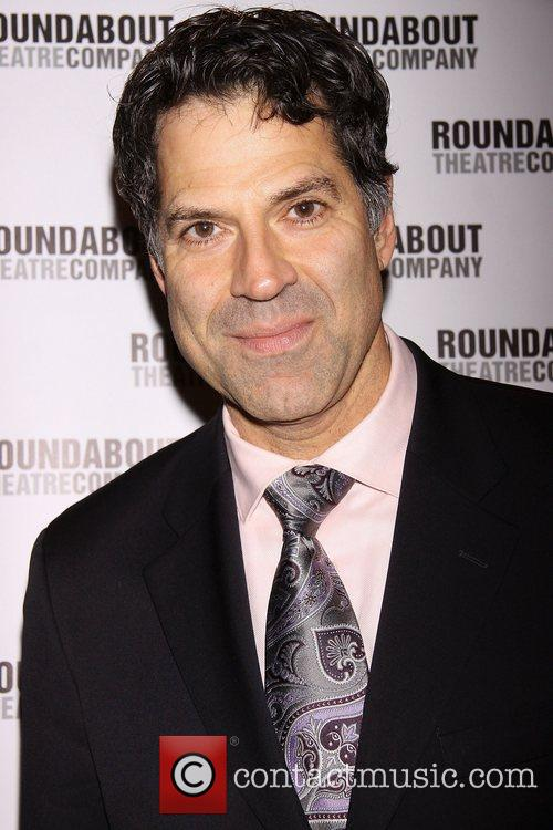 Christopher Innvar  Broadway opening night of 'The...