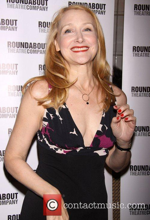 Patricia Clarkson  Broadway opening night of 'The...