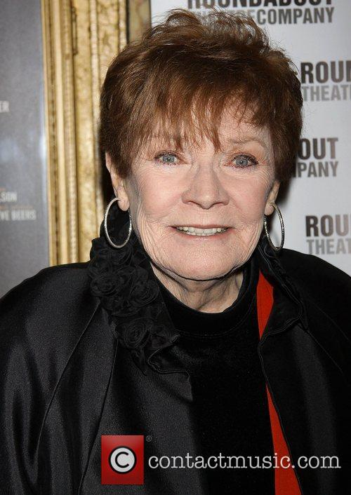 Polly Bergen  Broadway opening night of 'The...