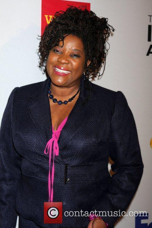 Loretta Devine arrives at the NAACP Image Awards...