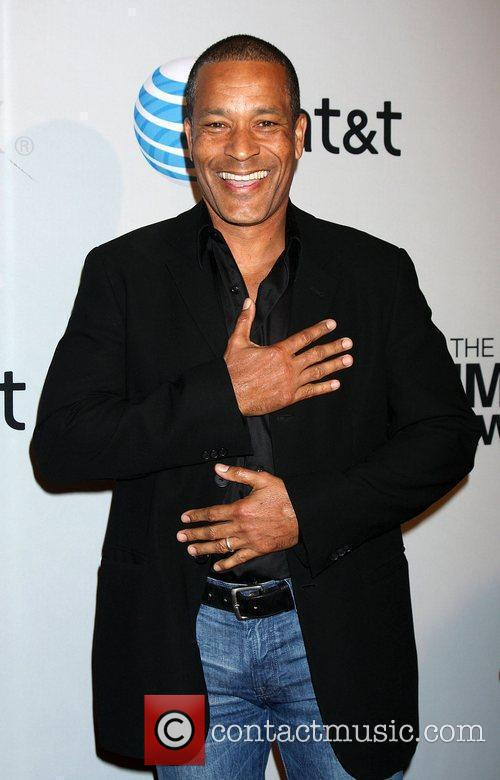 Phil Morris arrives at the NAACP Image Awards...