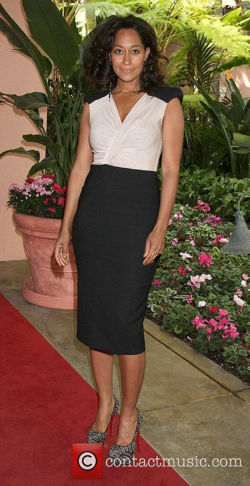Tracee Ellis Ross arrives at the NAACP Image...