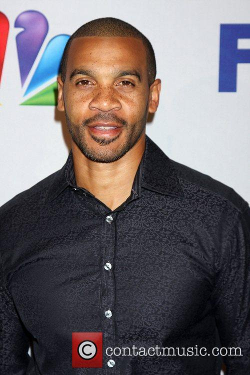 Aaron D Spears arrives at the NAACP Image...