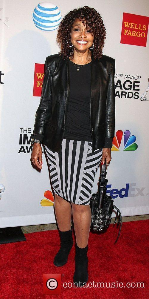 Beverly Todd arrives at the NAACP Image Awards...