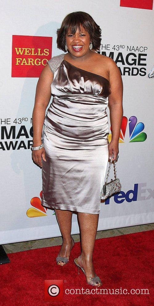 Chandra Wilson arrives at the NAACP Image Awards...