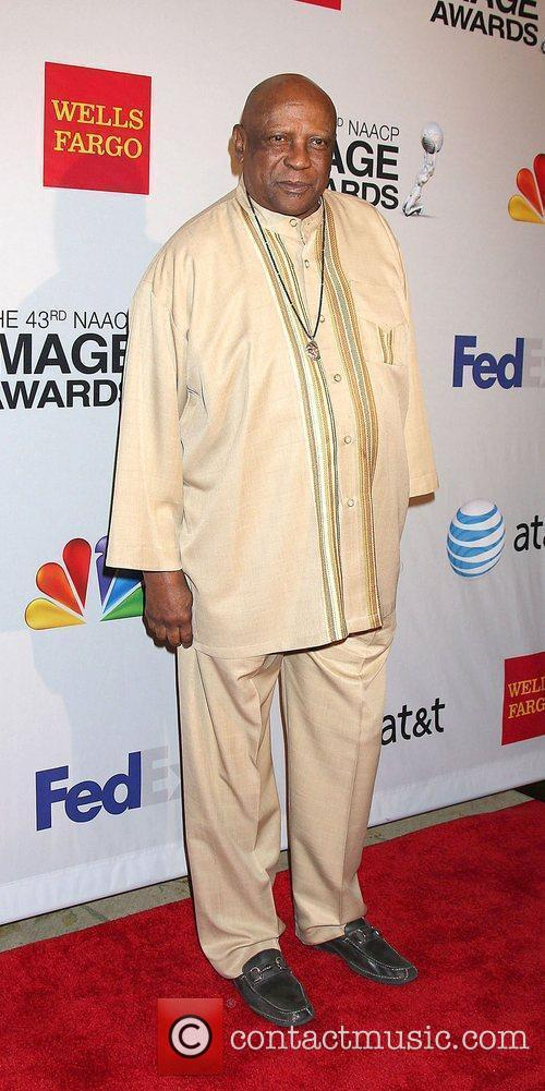 Louis Gossett Jr arrives at the NAACP Image...