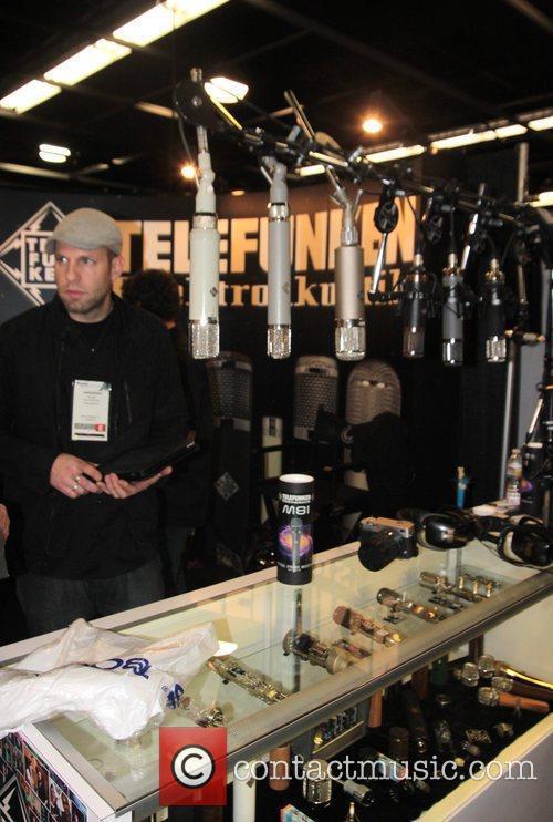 NAMM 2012 'National Association of Music Merchants' Show...