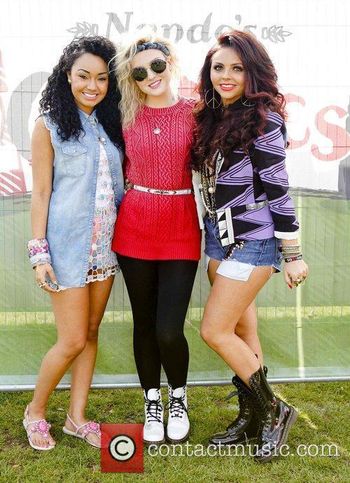Perrie Edwards and Little Mix 1