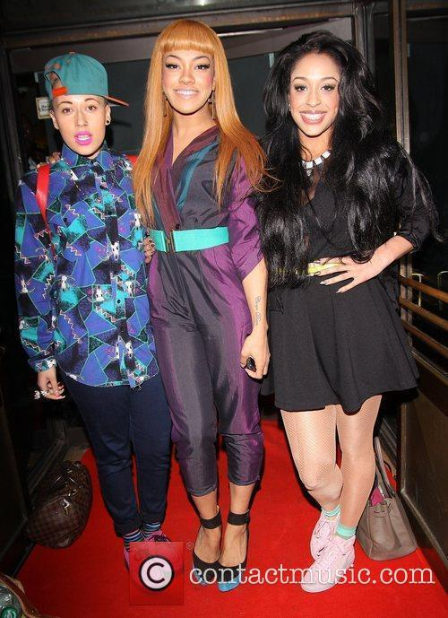 Stooshe Bands and artists perform a secret show...