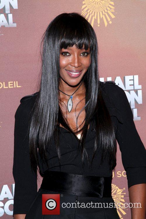 Naomi Campbell and Madison Square Garden 5