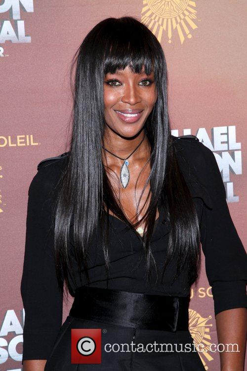 Naomi Campbell and Madison Square Garden 1