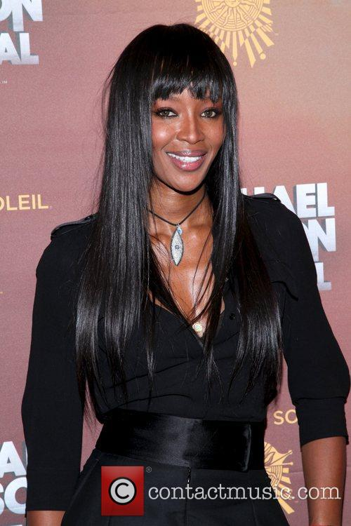 Naomi Campbell and Madison Square Garden 7
