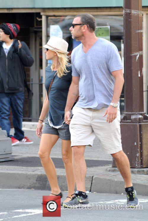 Naomi Watts and Liev Schreiber 2