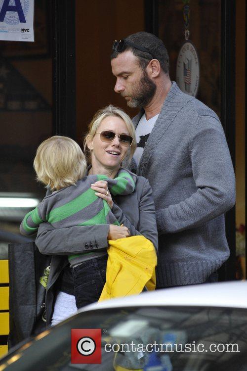 Naomi Watts and Liev Schreiber 27