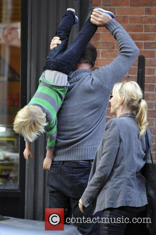 naomi watts and liev schreiber seen with 5930891
