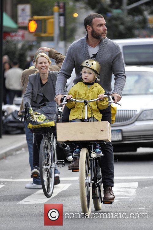 Naomi Watts and Liev Schreiber 20