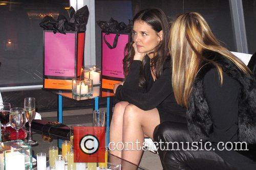 Katie Holmes Kohl's department stores celebrates the launch...