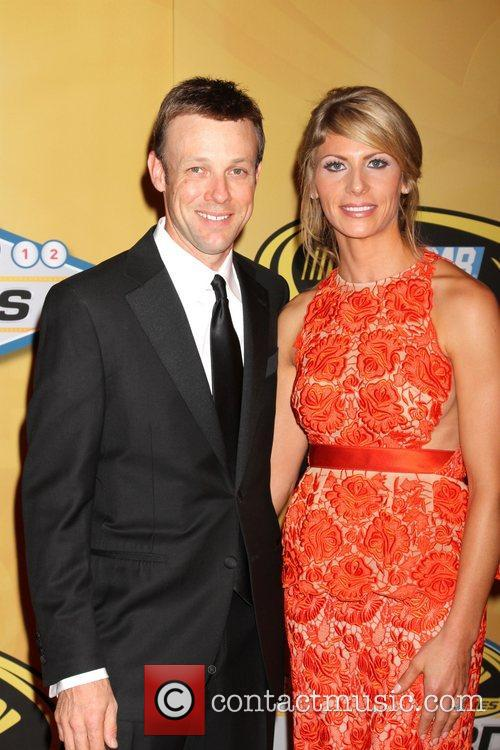 Matt Kenseth and Katie Kenseth 3