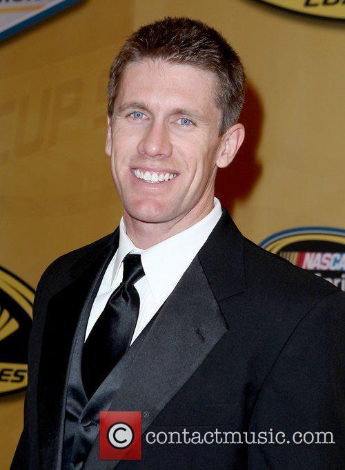 Carl Edwards 2011 Nascar Sprint Cup Series Awards...