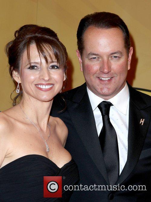 Cheryl Andrews, Jeff Andrews 2011 Nascar Sprint Cup...
