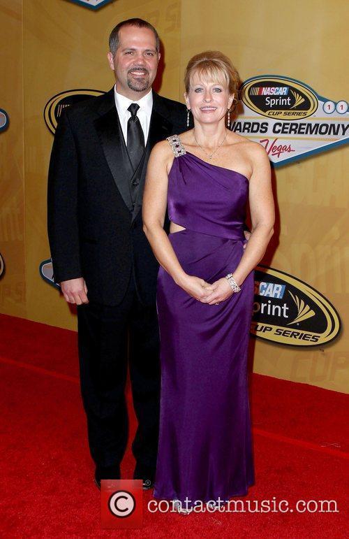 Darian Grubb. Yolanda Grubb 2011 Nascar Sprint Cup...