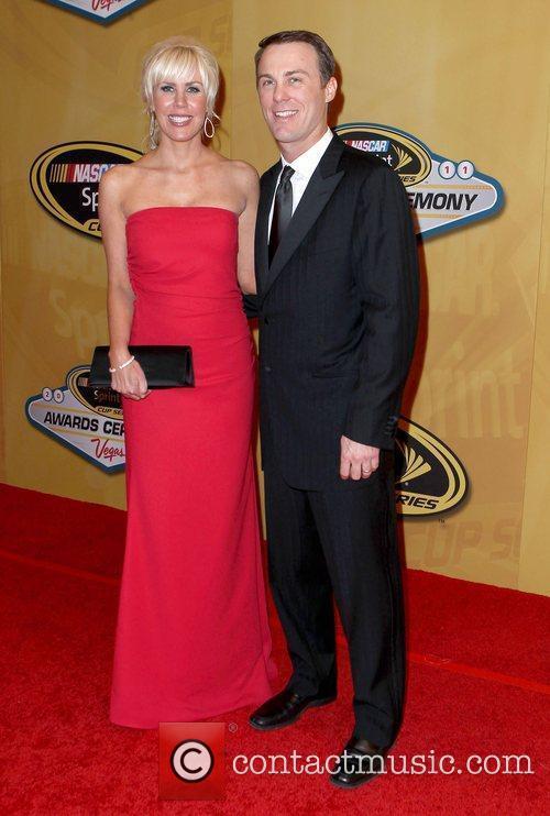 DeLana Harvick, Kevin Harvick  2011 Nascar Sprint...