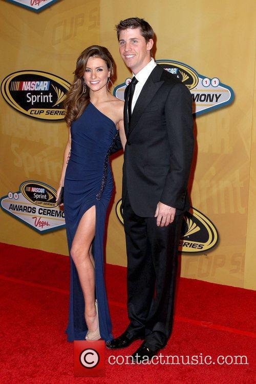 Katie Price and Denny Hamlin 4