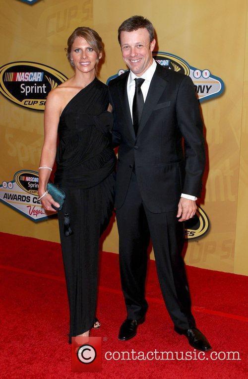 Katie Kenseth, Matt Kenseth 2011 Nascar Sprint Cup...
