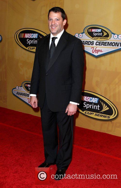 Tony Stewart 2011 Nascar Sprint Cup Series Awards...