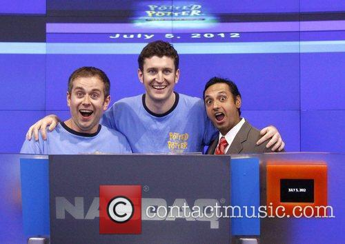 Jeff Turner and Daniel Clarkson with guest The...