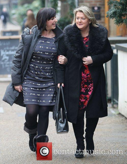 Natalie Cassidy and Itv Studios 9