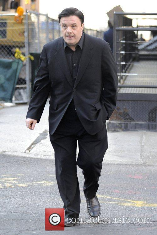 nathan lane seen out and about in 5948708
