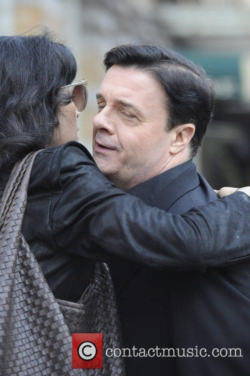 nathan lane seen out and about in 5948709