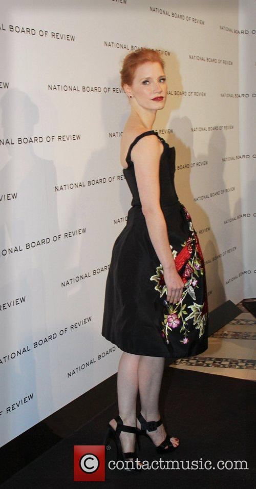 Jessica Chastain The National Board of Review Awards...