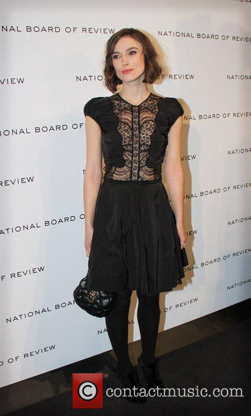 Keira Knightley The National Board of Review Awards...