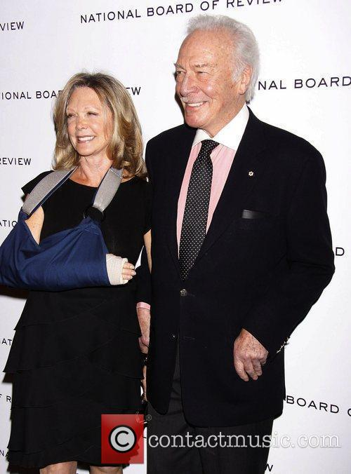 Elaine Taylor and Christopher Plummer  The National...