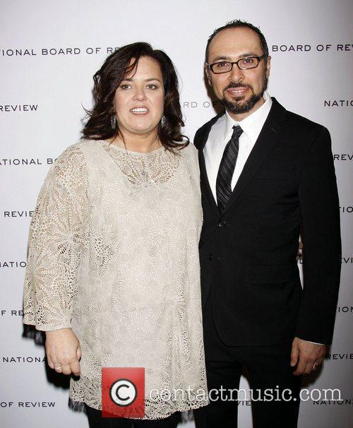 Rosie Odonnell and Yoav 10