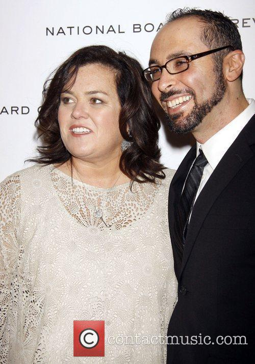Rosie Odonnell and Yoav 4