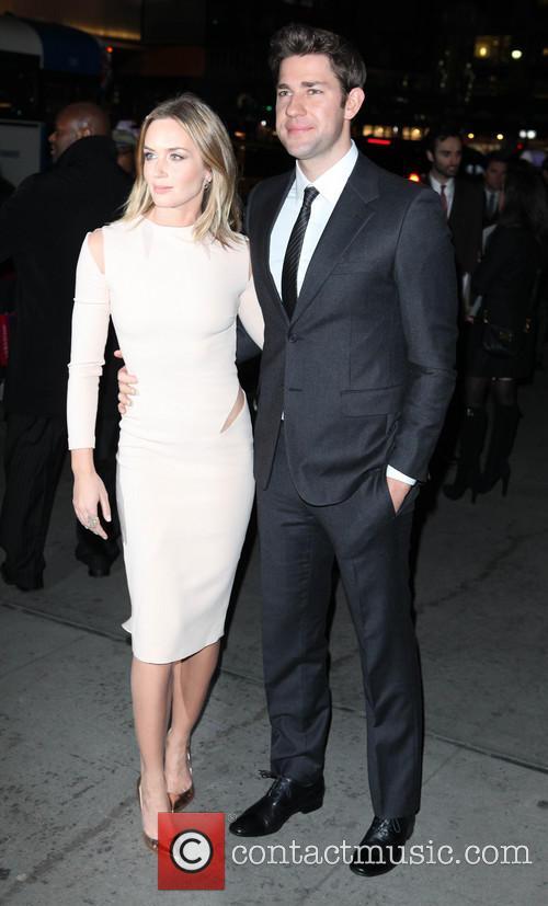 Emily Blunt, John Krasinski and National Board Of Review Awards 1