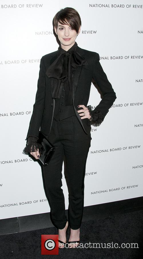 Anne Hathaway and National Board Of Review Awards 4