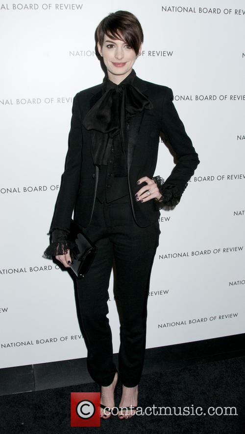 Anne Hathaway and National Board Of Review Awards 3