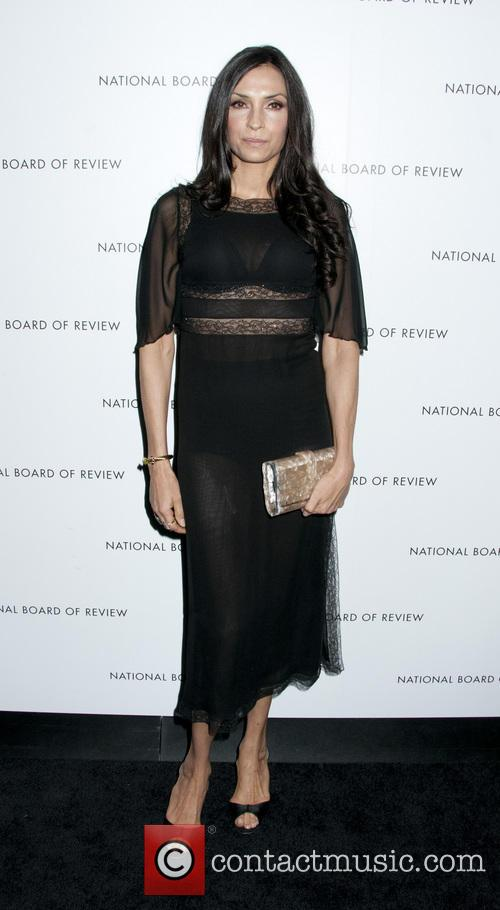 Famke Janssen, National Board Of Review and Awards Gala 7
