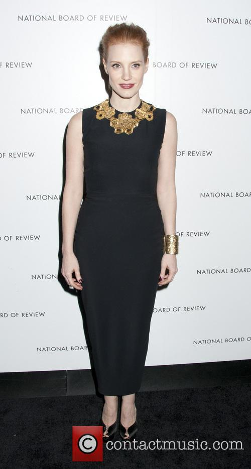 Jessica Chastain 2013 National Board Of Review Awards Gala...