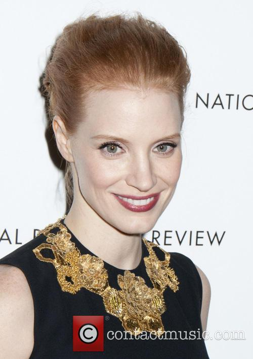 Jessica Chastain2013 National Board Of Review Awards Gala...