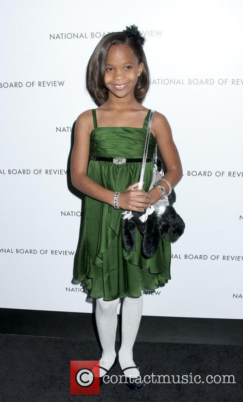 Quvenzhane Wallis, National Board Of Review and Awards Gala 5