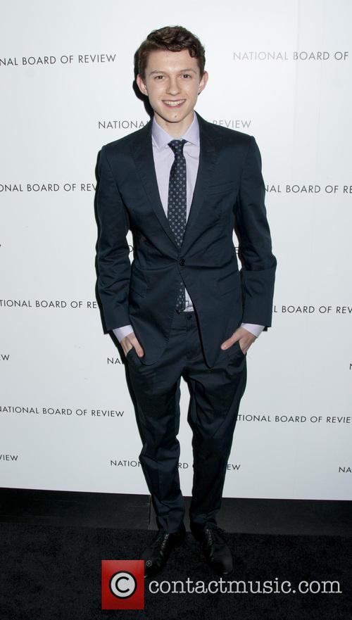Tom Holland, National Board Of Review and Awards Gala 3