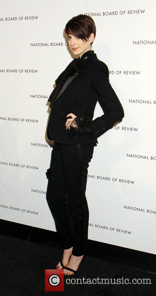 Anne Hathaway and National Board Of Review Awards 10