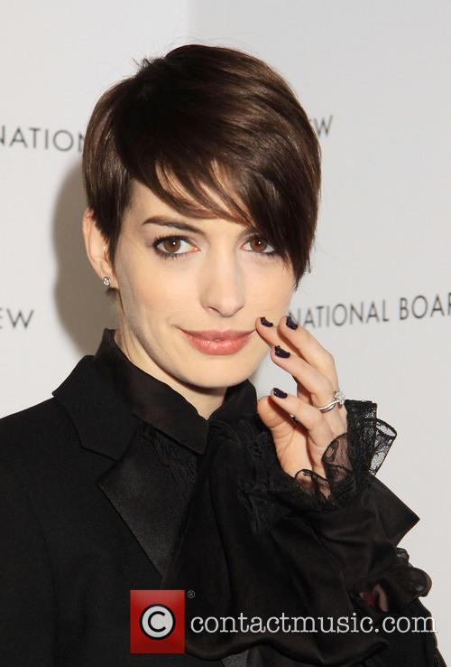 Anne Hathaway and National Board Of Review Awards 8